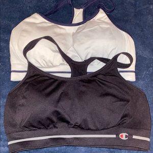 Champion sports bras XL